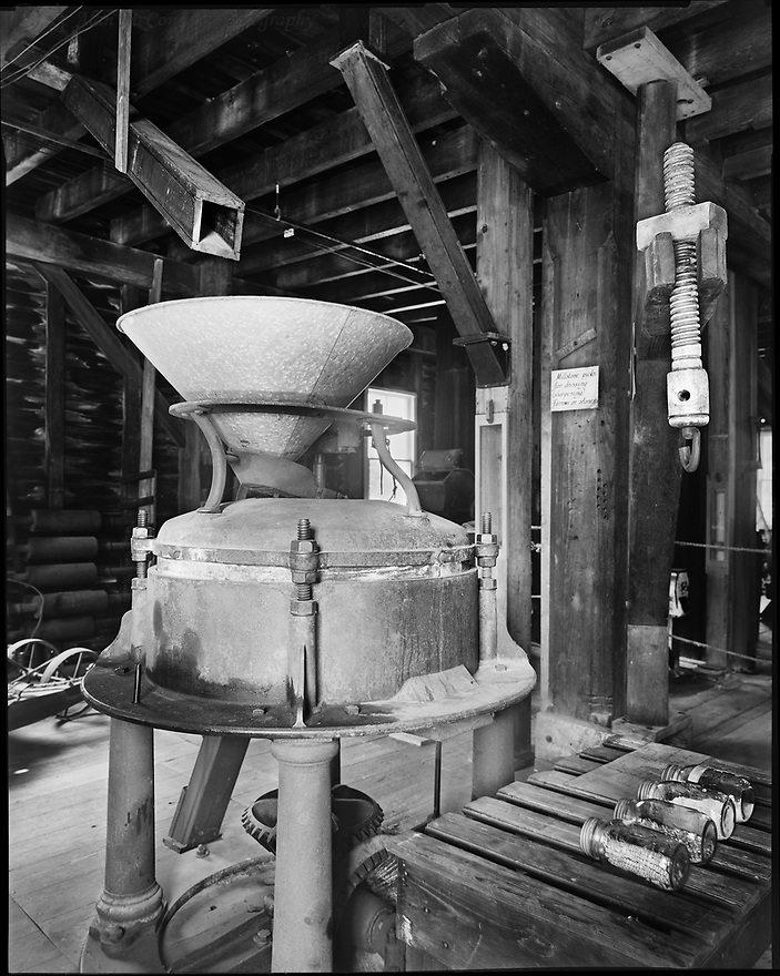 Corn Buhr<br />