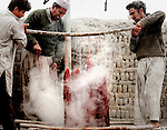 06/05/09_Carpet Weavers, Kabul