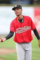 September 5, 2009: Joel Pichard of the Quad City River Bandits. The River Bandits are the Midwest League affiliate for the St. Louis Cardinals. Photo by: Chris Proctor/Four Seam Images