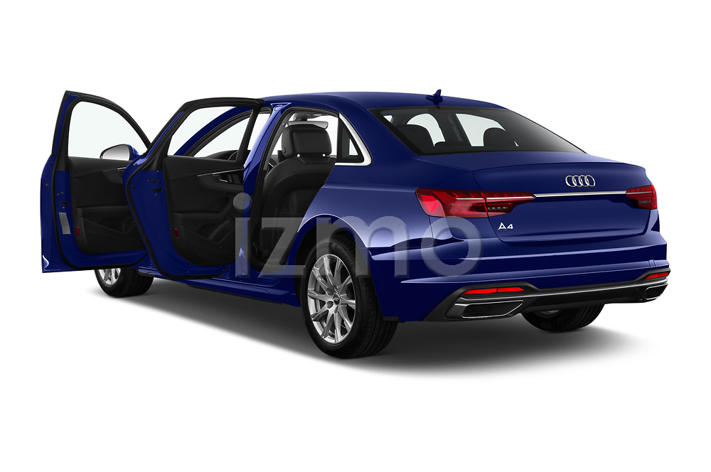 Car images of 2020 Audi A4-Sedan Premium 4 Door Sedan Doors