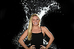 Photoshoot with Tulane Swimming & Diving.