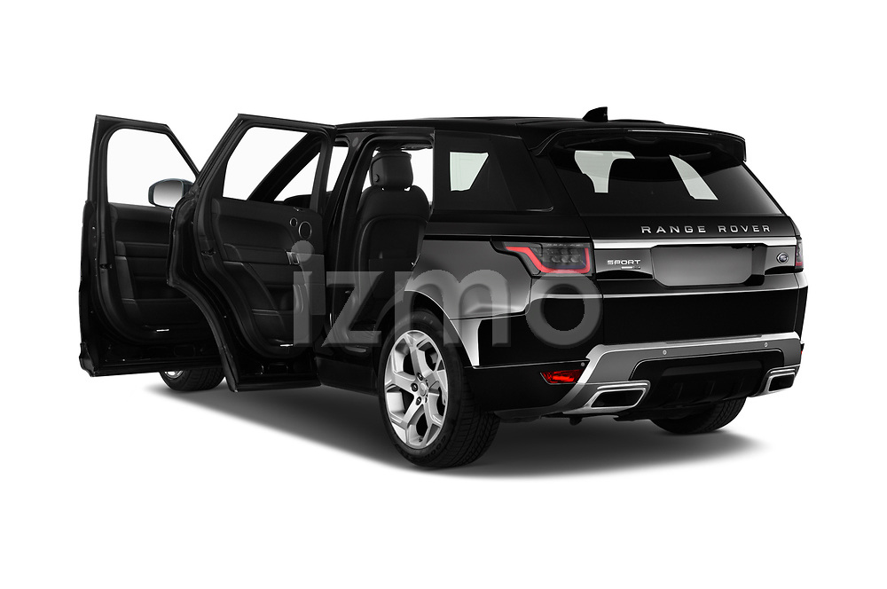 Car images of 2020 Land Rover Range-Rover-Sport HSE-PHEV 5 Door SUV Doors