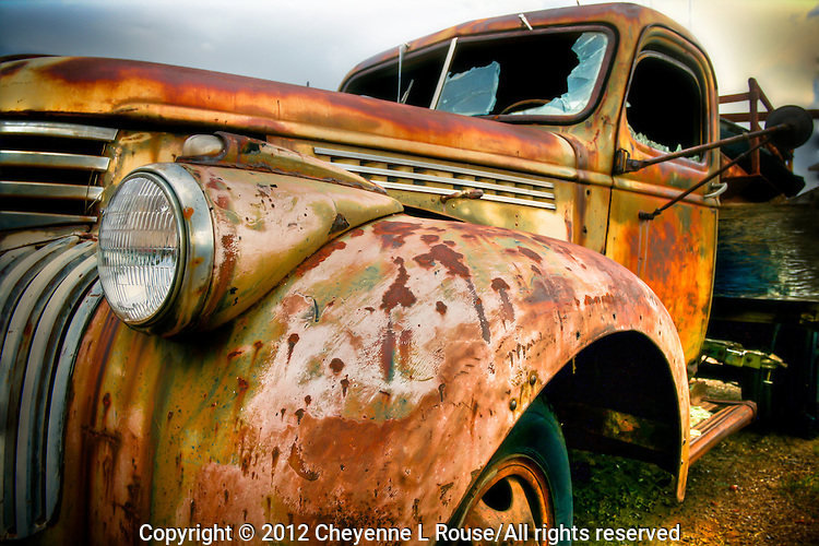 Superior Chevy Truck - Superior, Arizona