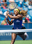 Serena Williams (USA) defeats Jelena Jankovic (SRB) 6-1, 6-3