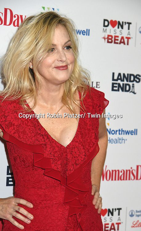 Ali Wentworth attends the Woman's Day Red Dress Awards on February 12, 2019 at Jazz at Lincoln Center in New York, New York, USA. <br /> <br /> photo by Robin Platzer/Twin Images<br />  <br /> phone number 212-935-0770