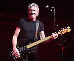"Roger Waters, original member of Pink Floyd performs ""The Wall"" at the Wells Fargo Center in Philadelphia, Pennsylvania on Nov. 8, 2010. .Copyright EML/Rockinexposures.com."