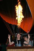 20121104 November 04 Hot Air Balloon Cairns