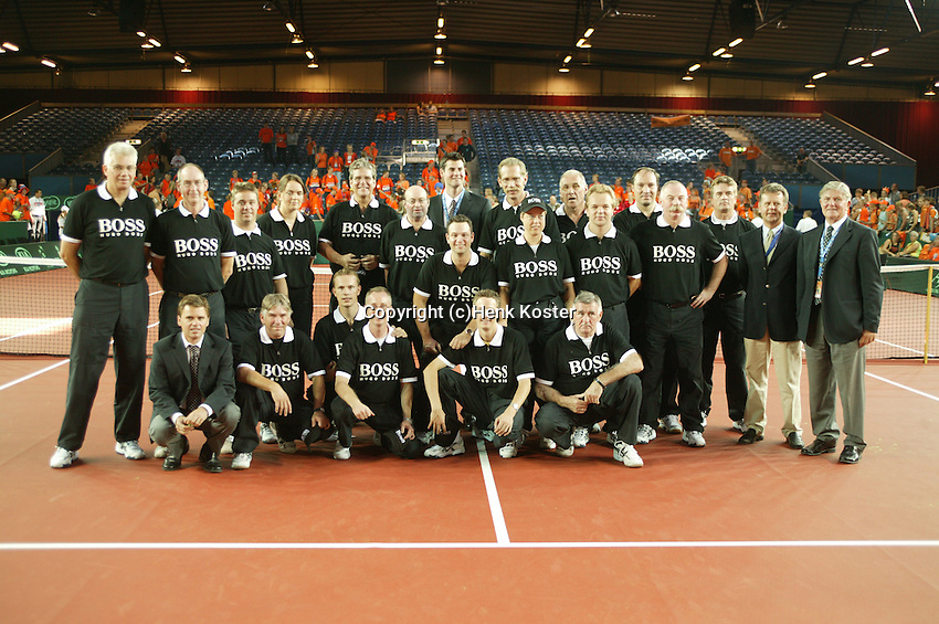 20030921, Zwolle, Davis Cup, NL-India,