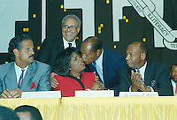 1990 - Los Angeles, California - Talk show host Oprah Winfrey attends a NAACP event in Los Angeles in 1990.