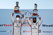 Winners #7 Acura Team Penske Acura DPi, DPi: Helio Castroneves, Ricky Taylor