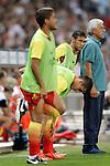 FC Barcelona's Neymar Santos Jr during Supercup of Spain 1st match.August 21,2013. (ALTERPHOTOS/Acero)