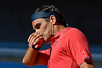 Federer Defeats Istomin