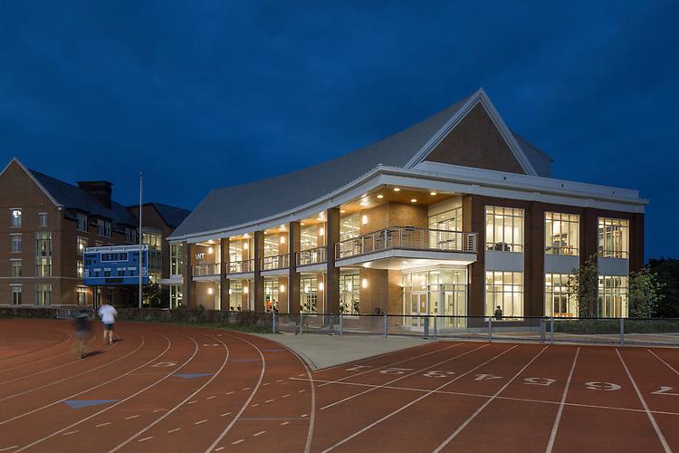 Wyant Athletic Wellness Center | Goody Clancy