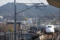 Shinkansen, Asia, Asie, Japon, Japan