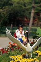 China, Peking, im Ditan-Park