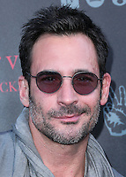 WEST HOLLYWOOD, CA, USA - SEPTEMBER 21: Lawrence Zarian arrives at the John Varvatos #PeaceRocks Ringo Starr Private Concert held at the John Varvatos Boutique on September 21, 2014 in West Hollywood, California, United States. (Photo by Xavier Collin/Celebrity Monitor)