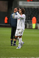 Pictured: Guillem Bauzà of Swansea City<br />