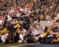 Rutgers Scarlet Knights @ West Virginia Mountaineers 12-02-06