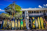 Kona Surfers