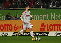Noah Katterbach (1. FC Koeln) - 18.12.2019: Eintracht Frankfurt vs. 1. FC Koeln, Commerzbank Arena, 16. Spieltag<br /> DISCLAIMER: DFL regulations prohibit any use of photographs as image sequences and/or quasi-video.