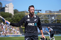210326 ODI Cricket - NZ Black Caps v Bangladesh