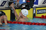 Glasgow 2014 Commonwealth Games<br /> Jazz Carlin in shock after winning gold in the women's 1500m Backstroke..<br /> <br /> 28.07.14<br /> ©Steve Pope-SPORTINGWALES
