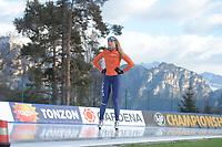 SPEED SKATING: COLLALBO: Arena Ritten, 10-01-2019, ISU European Speed Skating Championships, Jutta Leerdam (NED), ©photo Martin de Jong