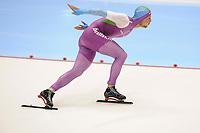 SCHAATSEN: HEERENVEEN: 27-12-2013, IJsstadion Thialf, KNSB Kwalificatie Toernooi (KKT), 500m, Michel Mulder, baanrecord 34.31, ©foto Martin de Jong