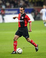 Markus Weissenberger (Eintracht)<br /> Eintracht Frankfurt vs. Arminia Bielefeld, Commerzbank Arena<br /> *** Local Caption *** Foto ist honorarpflichtig! zzgl. gesetzl. MwSt. Auf Anfrage in hoeherer Qualitaet/Aufloesung. Belegexemplar an: Marc Schueler, Am Ziegelfalltor 4, 64625 Bensheim, Tel. +49 (0) 6251 86 96 134, www.gameday-mediaservices.de. Email: marc.schueler@gameday-mediaservices.de, Bankverbindung: Volksbank Bergstrasse, Kto.: 151297, BLZ: 50960101