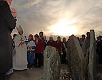 Yellowfurze Anniversary Mass
