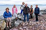 Wk34 Glenbeigh Community Council 2021<br /> Volunteers of the Glenbeigh Community Council / Tidy Towns pictured at Rossbeigh Beach<br /> <br /> L-R Geraldine Murphy, Joan Connors, Ann McKenna, Steve Baggett, Kate O'Connor, Vera O'Sullivan.
