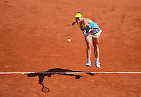 02-06-13, Tennis, France, Paris, Roland Garros,  Angelique Kerber