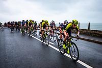 Picture by Alex Whitehead/SWpix.com - 17/06/2018 - Cycling - 2018 OVO Energy Women's Tour - Stage 5, Dolgellau to Colwyn Bay - Mitchelton Scott.