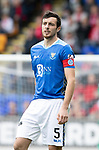 St Johnstone v Aberdeen…15.09.18…   McDiarmid Park     SPFL<br />Joe Shaughnessy<br />Picture by Graeme Hart. <br />Copyright Perthshire Picture Agency<br />Tel: 01738 623350  Mobile: 07990 594431