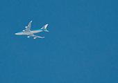 October 2020 Aircraft Overflights