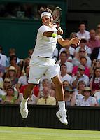 25-06-10, Tennis, England, Wimbledon, Roger Federer