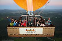 20120724 July 24 Hot Air Balloon Cairns