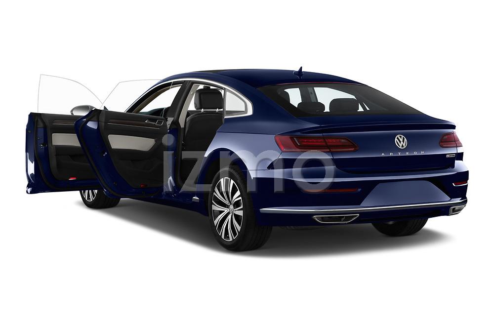 Car images close up view of a 2019 Volkswagen Arteon SEL 5 Door Hatchback doors