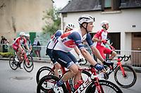 Jasper Stuyven (BEL/Trek-Segafredo) post-race<br /> <br /> Stage 3 from Lorient to Pontivy (183km)<br /> 108th Tour de France 2021 (2.UWT)<br /> <br /> ©kramon