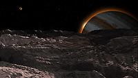 Solar System Zoom/Powers of Ten
