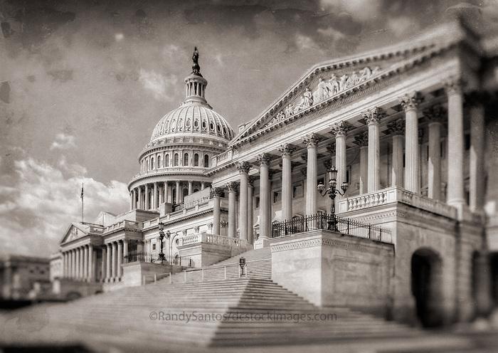 United States Capitol Building Washington DC<br /> Washington DC Photography Black and White Photography Washington DC Art - - Framed Prints - Wall Murals - Metal Prints - Aluminum Prints - Canvas Prints - Fine Art Prints Washington DC Landmarks Monuments Architecture