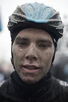 Dwars Door Vlaanderen 2013.Luke Rowe (GBR)
