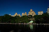 NEW YORK-NY-29-04-2012 . Parque Central en la ciudad de Nueva York. Central Park in New York City (Photo: VizzorImage/Luis Ramirez).......
