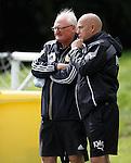 Jimmy Bone and Kenny McDowall