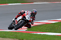 John Hopkins (21) of Moto Rapido during 2nd practice in the MCE BRITISH SUPERBIKE Championships 2017 at Brands Hatch, Longfield, England on 13 October 2017. Photo by Alan  Stanford / PRiME Media Images.