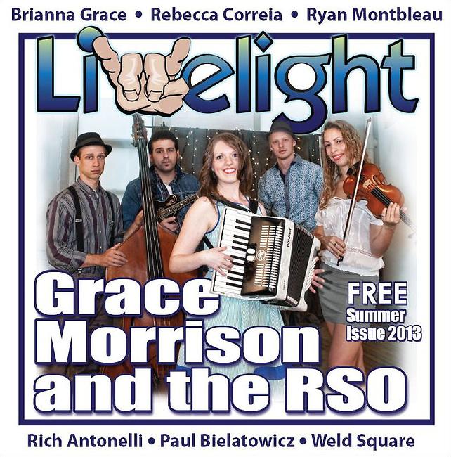 Limelight Magazine - Summer 2013