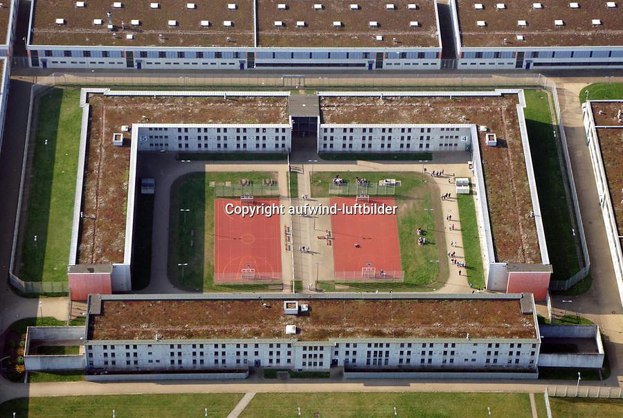 JVA Billwerder: EUROPA, DEUTSCHLAND, HAMBURG, (EUROPE, GERMANY), 29.03.2019: JVA Billwerder