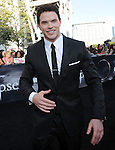 Kellan Lutz at the Summit Entertainment's Premiere of The Twilight Saga : Eclipse held at the Los Angeles Film Festival at Nokia Live in Los Angeles, California on June 24,2010                                                                               © 2010 Debbie VanStory / Hollywood Press Agency