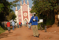 "Afrika Uganda Kitgum , katholische Kirche -  Religion Afrikaner afrikanisch xagndaz | .Africa Uganda Kitgum - catholic church  -  religion .| [ copyright (c) Joerg Boethling / agenda , Veroeffentlichung nur gegen Honorar und Belegexemplar an / publication only with royalties and copy to:  agenda PG   Rothestr. 66   Germany D-22765 Hamburg   ph. ++49 40 391 907 14   e-mail: boethling@agenda-fototext.de   www.agenda-fototext.de   Bank: Hamburger Sparkasse  BLZ 200 505 50  Kto. 1281 120 178   IBAN: DE96 2005 0550 1281 1201 78   BIC: ""HASPDEHH"" ,  WEITERE MOTIVE ZU DIESEM THEMA SIND VORHANDEN!! MORE PICTURES ON THIS SUBJECT AVAILABLE!! ] [#0,26,121#]"
