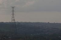 Linhas de transmissão - UHE Tucuruí.<br /> <br /> Tucuruí, Pará, Brasil.<br /> Foto Paulo Santos.<br /> 26/08/2013
